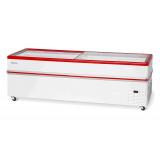 Ларь-бонета Bonvini BFL 2500 (красный)