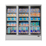 Пристенная витрина Costan VALZER NEXT 2010-3 DOORS