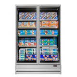 Пристенная витрина Costan VALZER NEXT 1340-2 DOORS