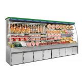 Холодильная горка Costan TRADEO 2500