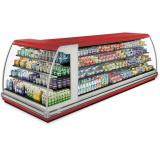 Холодильная горка Costan AERIA 3750 14 Narrow