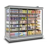 Холодильная горка Costan GAZELLE 4 DG 20 2500