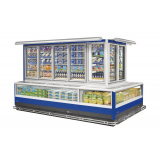 Шкаф-бонета Costan CAYMAN 2 H2200 HG400 MT2450
