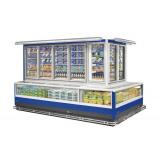 Шкаф-бонета Costan CAYMAN 2 H2000 LG300 MT2450