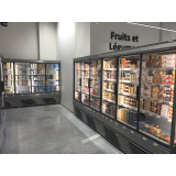 Холодильная горка Costan ARMONIA GREEN 1250