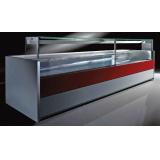 Холодильная витрина Criocabin EXTRA EA100 2500 (встроенный агрегат, с запасником)