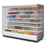 Горка холодильная Tesey 190 фруктовая