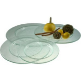 Блюдо «Бэнд» Bdk 506620,  стекло,  D=320, H=15мм