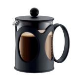Кофейник «Кения Нью» Bodum 10683-01,  стекло, пластик,  0, 5л