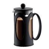 Кофейник с прессом «Кения Нью» Bodum 10682-01,  стекло, пластик,  350мл