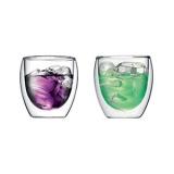 Набор термобокалов «Павина»(2шт) Bodum 4558-10, стекло, 270мл