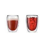 Набор термобокалов «Павина»(2шт) Bodum 4559-10, стекло, 360мл