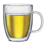 Набор термокружек «Бистро»(2шт) Bodum 10606-10, стекло, 480мл