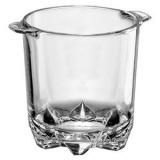 Емкость д/льда «Полька» Borgonovo 13216020,  стекло,  0, 75л