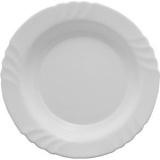 Блюдо глубокое «Эбро» Bormioli Rocco 402853, стекло, D=32см