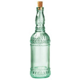 Бутылка д/вина с пробкой «Эссизи» Bormioli Rocco 6,33349, стекло, дерево, 0, 72л