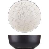 Салатник «День и ночь» Dymov 157405, керамика, 300мл