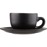 Пара чайная «День и ночь» Dymov 268405, керамика, 150мл