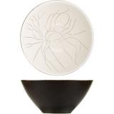 Пиала «День и ночь» Dymov 149405, керамика, D=14, H=7см