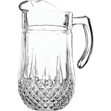 Кувшин «Лонгшамп» Eclat L9760,  хр.стекло,  1, 5л