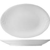 Блюдо овальное «Мелодия» G. Benedikt MEL3036, фарфор, H=35, L=360, B=250мм