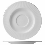Блюдце «Эвита» G. Benedikt EVI1716, фарфор, D=160, H=18мм
