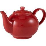 Чайник «Роял» Genware 393945R, фарфор, 450мл