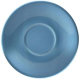 Блюдце «Роял» Genware 182112BL, фарфор, D=12см