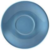 Блюдце «Роял» Genware 182113BL, фарфор, D=13, 5см