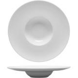 Тарелка д/пасты «Солэр» Lubiana 1058, фарфор, D=22см