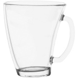 Кружка «Шейп» Luminarc P7353,  стекло,  320мл