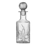 Графин «Цветок» Neman 6280/900/43, хрусталь, 0, 75л