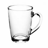 Кружка «Каппучино» Osz 1334/L4693,  стекло,  300мл