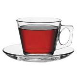 Пара чайная Pasabahce 97302, стекло, 195мл