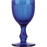 Бокал д/вина темно-синий Probar 3303-3d.blue,  стекло,  280мл