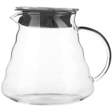 Чайник «Идзуми» с силик. прокладкой Prohotel CP031B, термост.стекло, 0, 65л