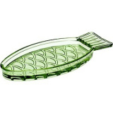 Блюдо д/рыбы Serax B0816750, стекло, L=23, B=10см