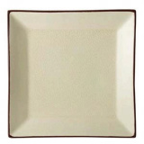 Тарелка квадратная «Сохо» Utopia K90027, керамика, L=25, B=25см