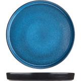 Блюдо «Млечный путь голубой» Борисовская Керамика ФРФ88804164, фарфор, 450мл