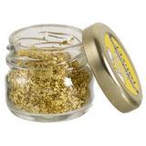 Золото пищевое (хлопья в банке 0. 5г) Matfer 410322