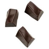 Форма д/шоколада «Зигзаг» 28шт Matfer 380160