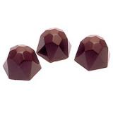 Форма д/шоколада «Алмаз» 40шт Matfer 380102