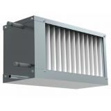 Водяной охладитель для прямоугольных каналов WHR-W 500*300-3
