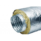Воздуховод теплоизолир. SonoDFA-H 160 мм