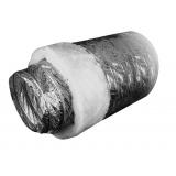 Воздуховод теплоизолир. ISODFA-H 102 мм х 10 м