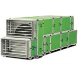 Установка приточная Ballu Machine SlimLine 100-50 (2000-11000 м3/ч)
