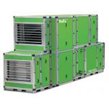 Установка приточная Ballu Machine EcoLine 18 (L= 40000-105000 м3/ч; Pсв=300 Па)