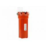 Фильтр Atoll I-11SH-p STD для гор воды с механическим 10 дюйм 20 мк, кроншт. 1/2 дюйм внш.р.