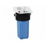 Фильтр Atoll I-11BB-e ECO без картриджа для холодной воды 1хBig Blue 10 дюйм (без сменного элемента), кр