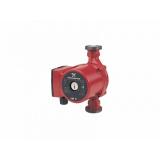 Насос циркуляционный UPS 25/40 с гайками